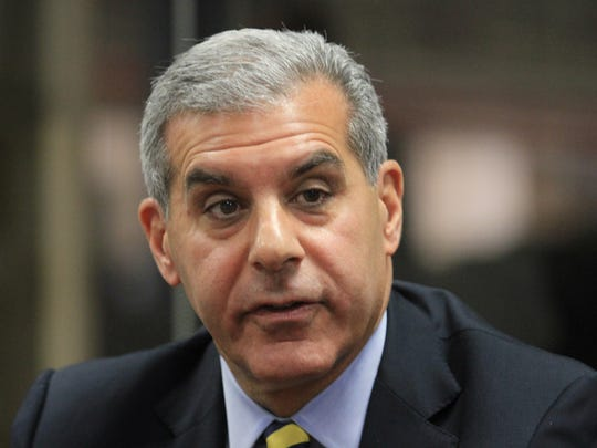 Sen. Joe Kyrillos, a longtime friend of Gov. Chris Christie, has instead backed Jeb Bush in his presidential campaign.