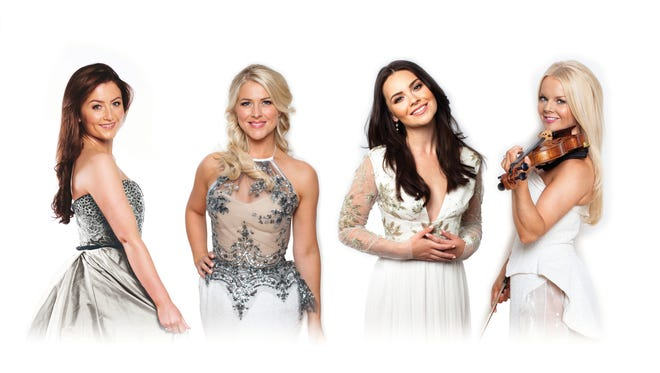 Celtic Woman, the internationally popular group will perform Irish anthems, pop standards and original music, at 7:30 p.m. May 13 at the Plaza Theatre, in El Paso. Tickets are $49 and $75. Tickets are for sale at through Ticketmaster outlets, 800-745-3000 and www.ticketmaster.com.