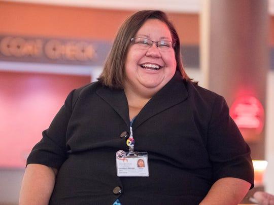 FireKeepers CEO Kathy George