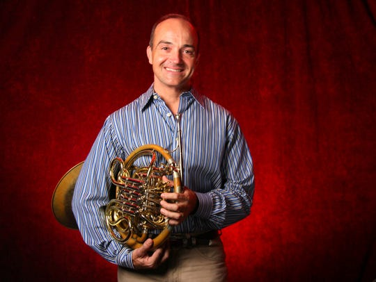 Horn player Kurt Civilette will perform with the El