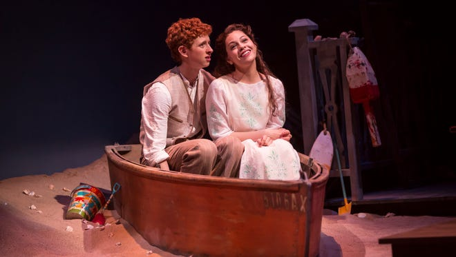 """Niall Cunningham and Ayssette Muñoz perform in Eugene O'Neill's """"Ah, Wilderness!"""""""