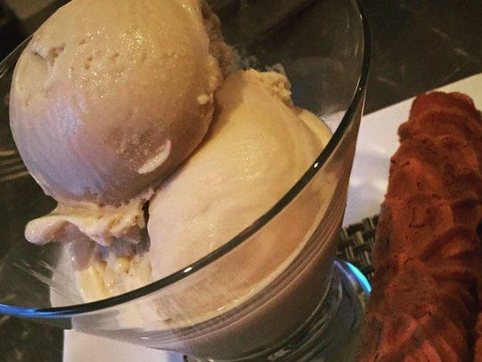 R. Bistro chef Erin Kem's shiitake ice cream is one