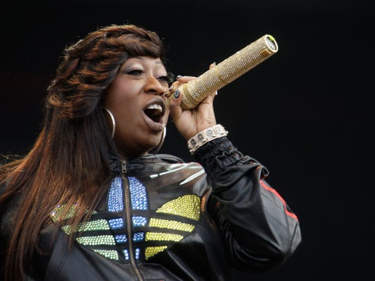 Name you know: Missy Elliot. Birth name: Melissa Arnette