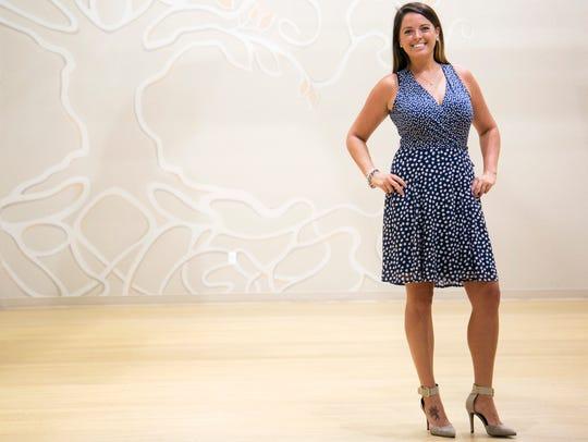 Carey Ralston is starting the website, Hallway Stories,