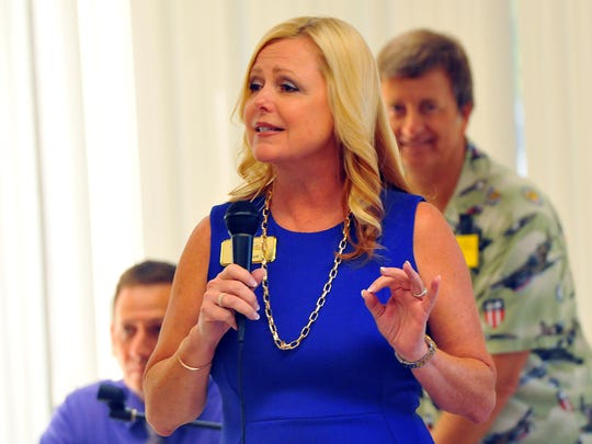 Lori Scott won her third term as Brevard County supervisor of elections when no challengers qualified for the ballot.