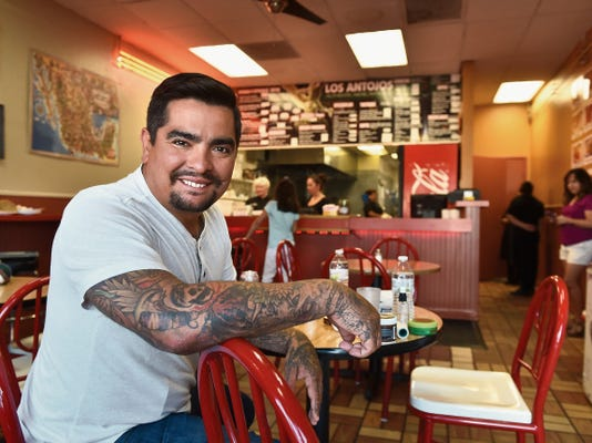 "Chef Aarón Sánchez visited his native El Paso and three restaurants that will be featured on his popular television show ""Taco Trip."" ""I am proud to be from El Paso,"" the chef says."