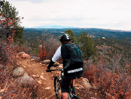 A down hill trail system would put Ruidoso on an international map.