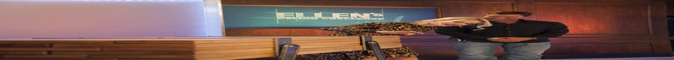 Disqualified 'Design Challenge' winner speaks on 'Ellen'