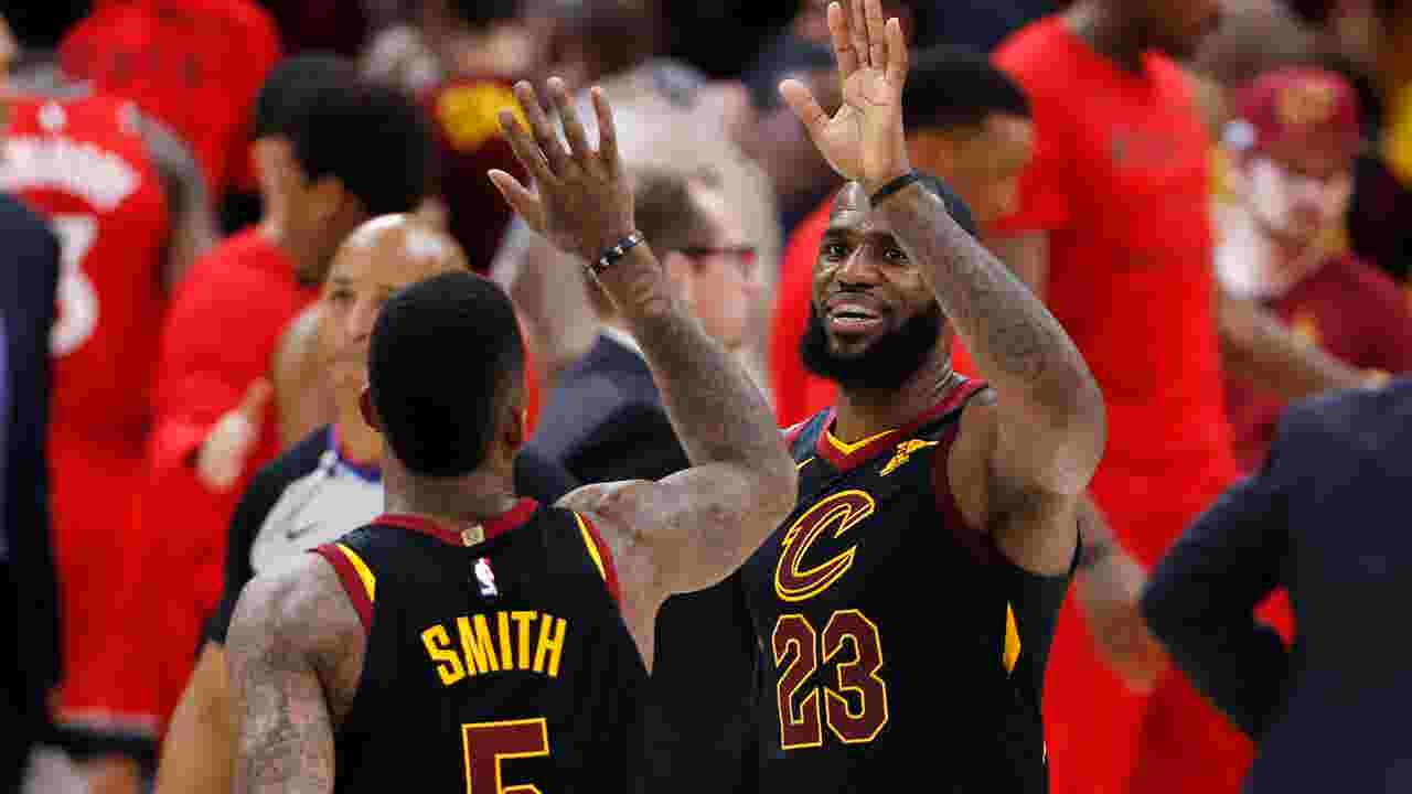 Why you d have to be an idiot to bet against LeBron James and the Cleveland  Cavaliers a837b6f82