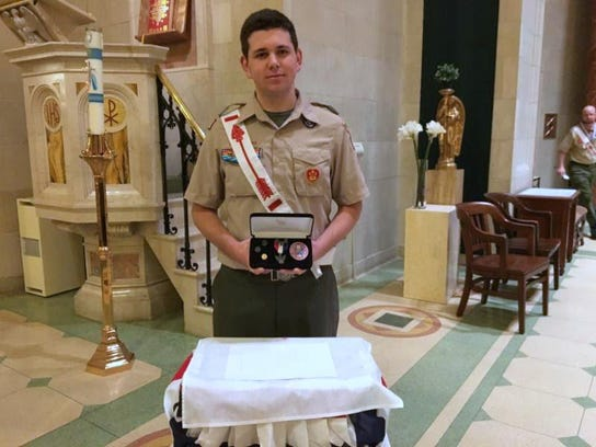 StEJustin Lawson Eagle Scout