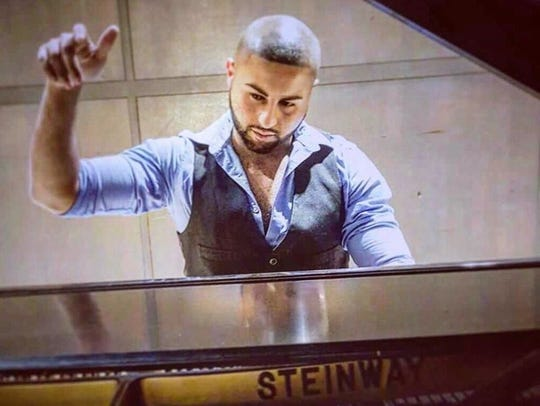 Pianist Peter Bottros performs July 7 at the Strand