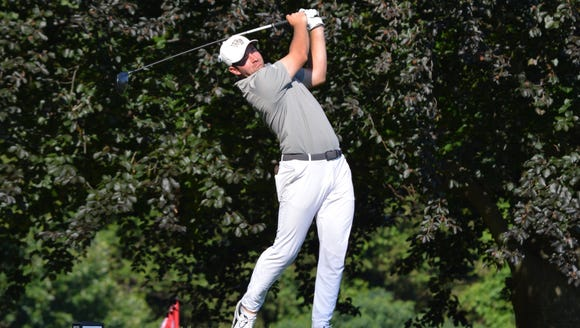 Scarborough resident Cameron Young shot a 7-under 63