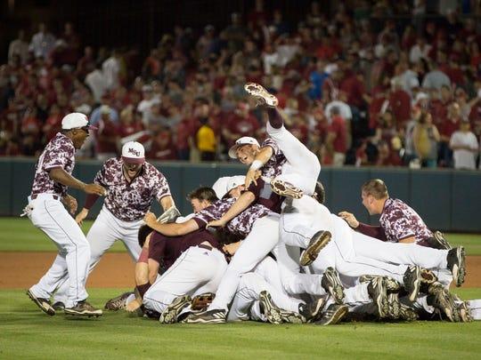 The baseball Bears ended their last season two wins away from a trip to the College World Series.