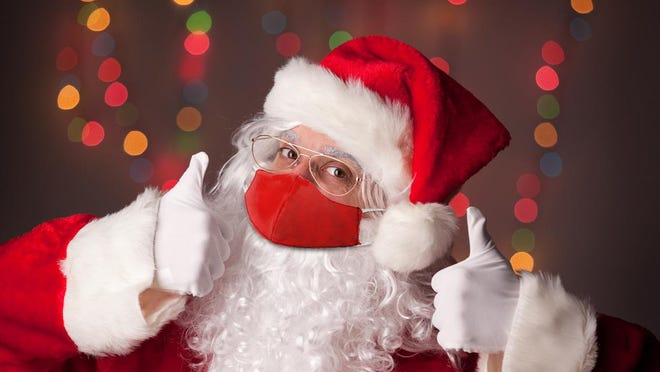 Despite the COVID-19 pandemic, there are many ways to visit with Santa this year.