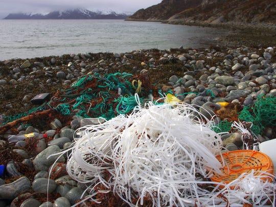 Sea sick: Plastic garbage in the North Atlantic Ocean skyrocketing