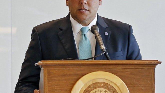 Columbus Mayor Andrew J. Ginther
