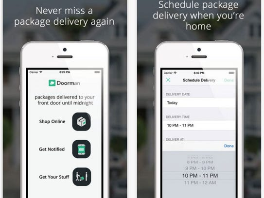 Doorman is a mobile app that simplifies online shopping