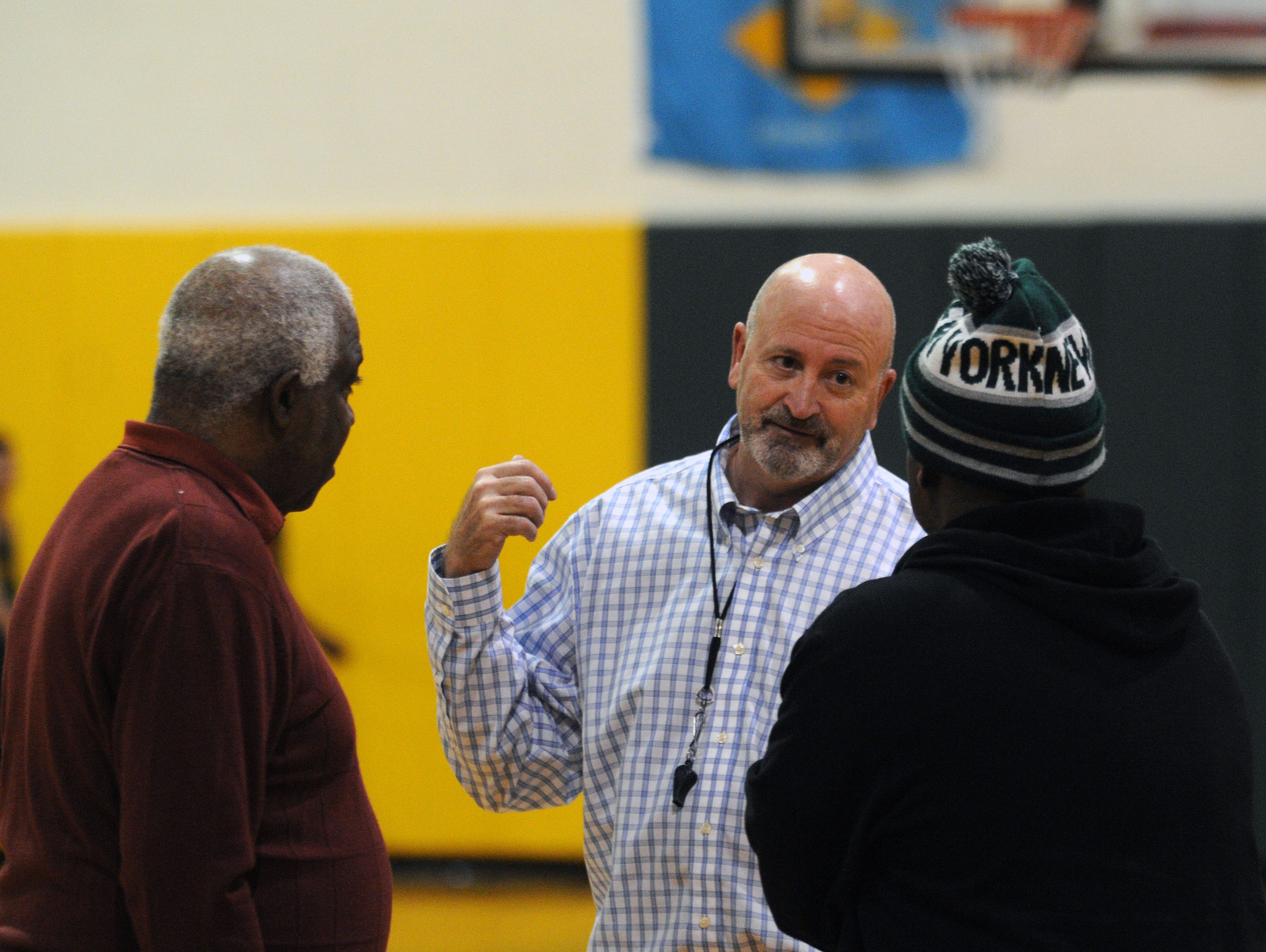 B.J. Joseph gets back in the coaching game, taking over as the head coach for Indian River basketball.