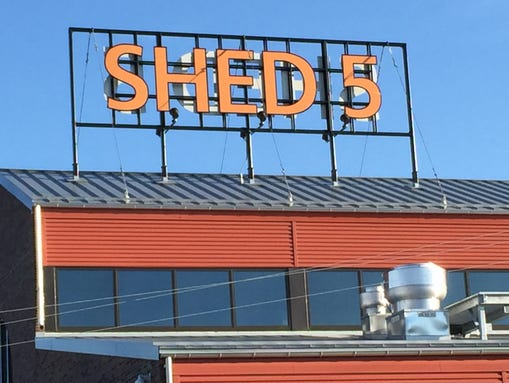 South Eastern Michigan S Premiere Kitchen: Eastern Market's Shed 5 Opens After $8.5M Makeover