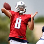 Marcus Mariota bounces back from lackluster scrimmage