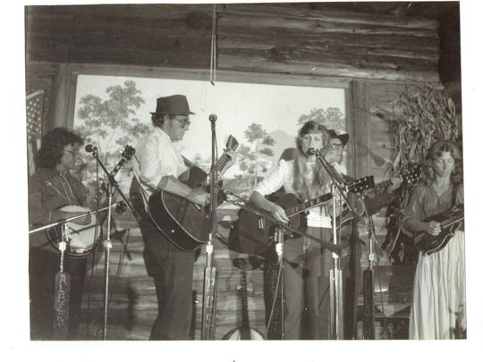 The Pinehawkers, musicians from the NJ Pine Barrens,