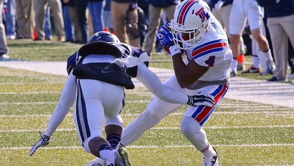 Louisiana Tech and Old Dominion play a Conference-USA