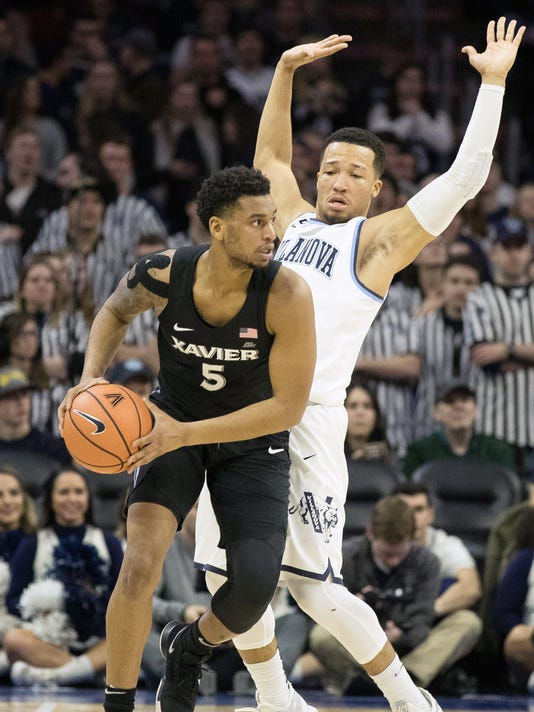 NCAA Basketball: Xavier at Villanova