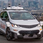GM moves to deploy driverless car fleet in 2019