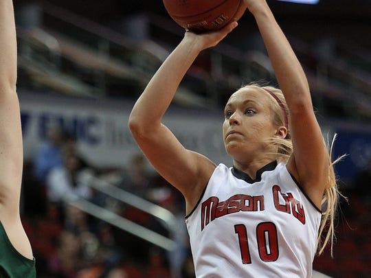 Jadda Buckley was a high school basketball star at