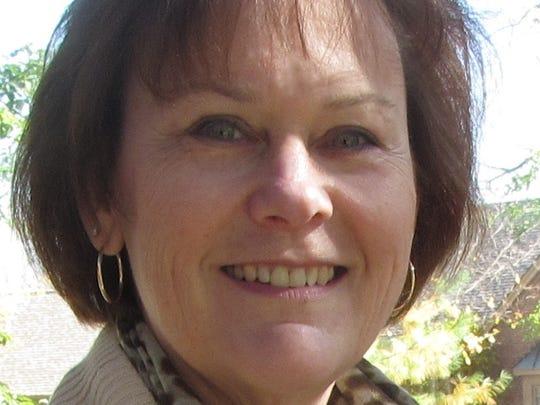 Valerie Eickmeier stepped down as the Herron School