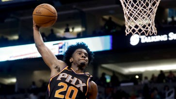 Josh Jackson shines, but Devin Booker-less Suns fall to depleted Warriors