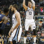 Revitalized Mike Miller at 82 games and counting for Grizzlies entering playoffs