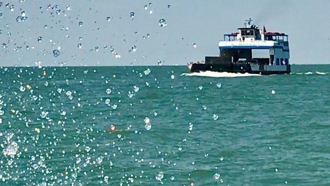 Miller Boat Line makes a splash in Lake Erie Island region.