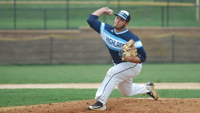 It's been a rough school year for Highland junior Anthony Masselli, but baseball has helped him deal with the death of his father.