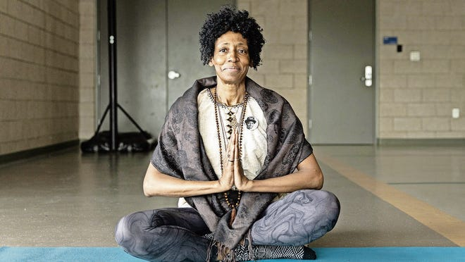 Beverly Grant finds peace and balance through yoga and meditation in the midst of painful losses -- her son's murder in 2018, and her mother's death earlier this year.