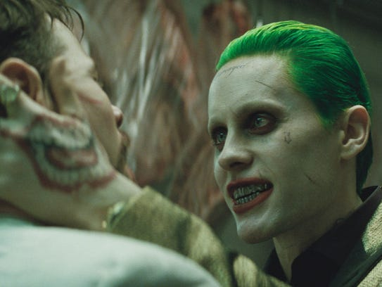 Behind the scenes, Jared Leto gave his 'Suicide Squad'