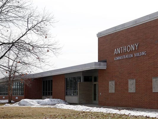 Anthony Administration Building