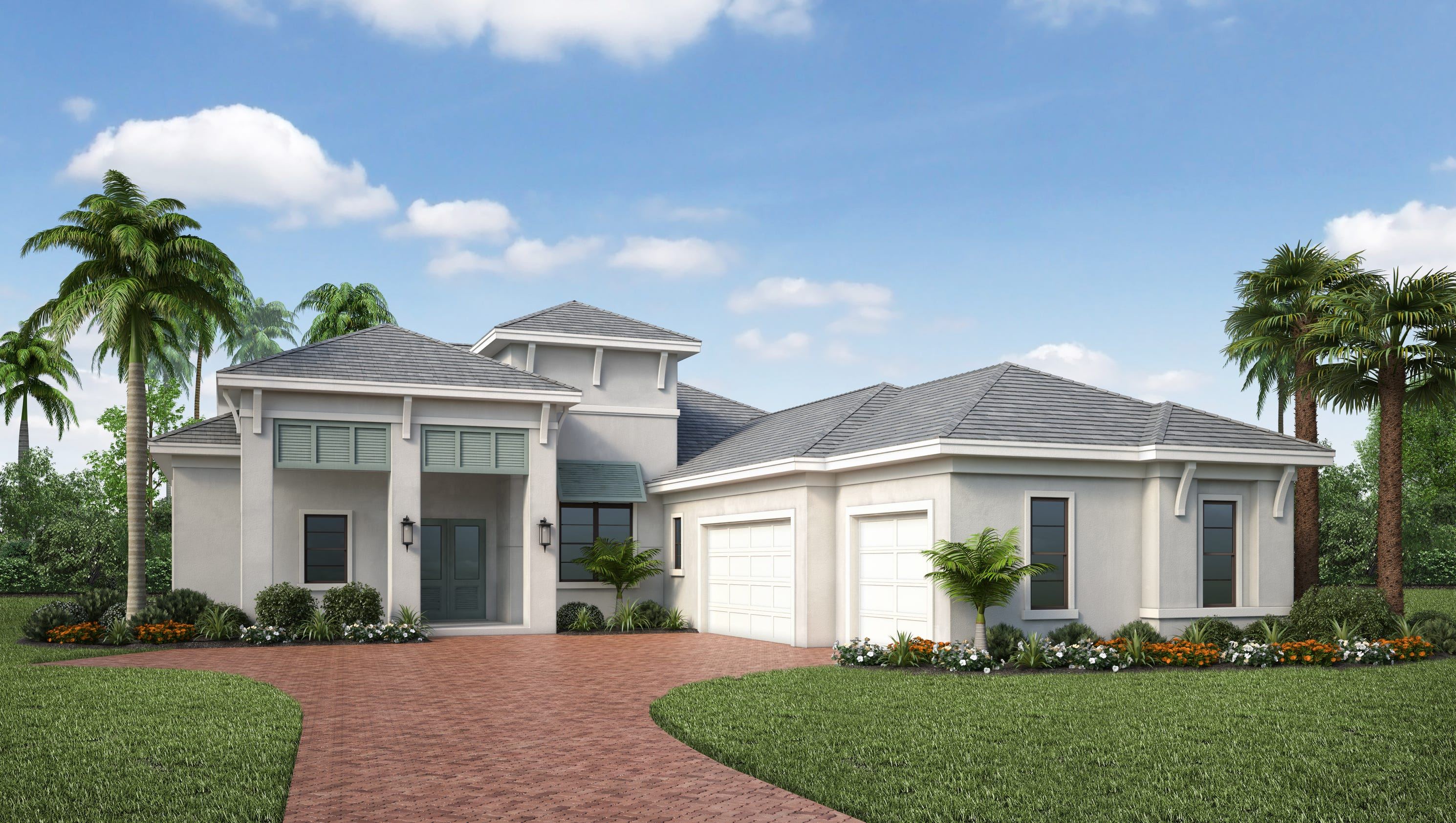Stock signature homes now offering residences in fiddler s for Sig homes