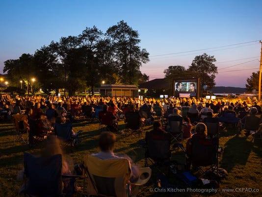 ITH Movies in the Park provided