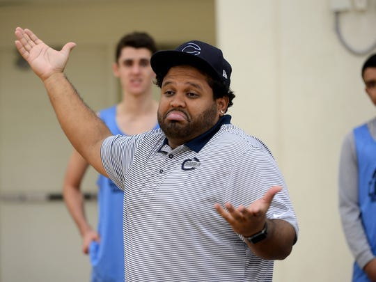 Michaeltore Smith built winning girls and boys basketball programs at Camarillo High.