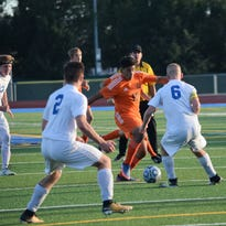 Thursday's area soccer, volleyball scores