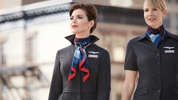 American Airlines' flights attendants will get new