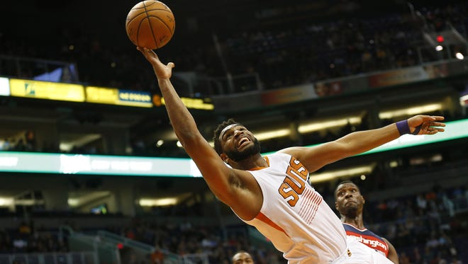 The Phoenix Suns are waiving Alan Williams.
