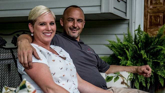 Shane Worth and his wife, Genia, run Worth Inspecting Home Inspections.