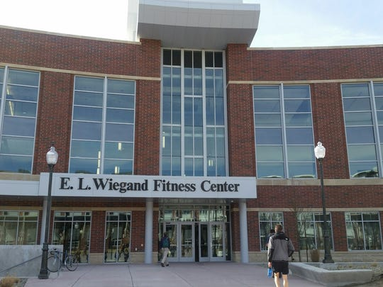 UNR opened the E.L. Wiegand Fitness Center on Feb. 13, 2017.