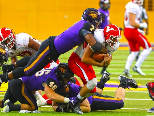 The UNI defense had a huge day Saturday versus Youngstown