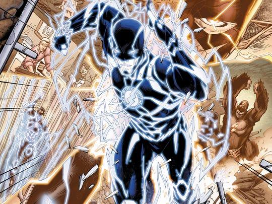 Flash Annual