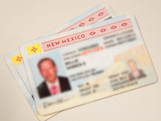 New Mexico Driver's License