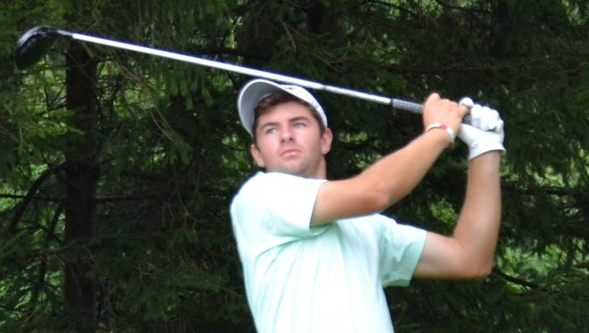 Wake Forest freshman Cameron Young will be competing in the U.S. Amateur Four-Ball Championship at Winged Foot with college teammate Paul McBride.