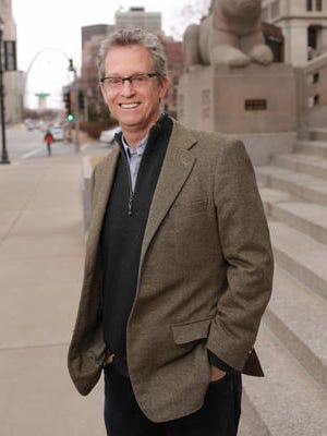 """Bestselling author Ridley Pearson signs """"The Red Room"""" Thursday in Scottsdale"""